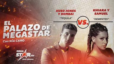 """Xuso Jones ha logrado noquear de nuevo a su rival con su temazo """"Tequila"""" en el El Palazo"""