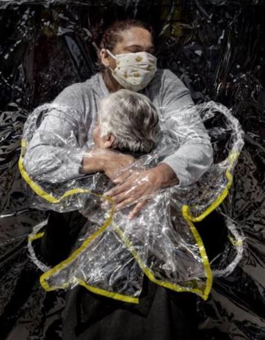 En MegaStar Morning Show te mostramos la fotografía que representa la pandemia