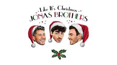 Jonas Brothers villancico