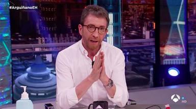 El emotivo discurso de Pablo Motos para despedir la temporada más complicada de 'El Hormiguero'