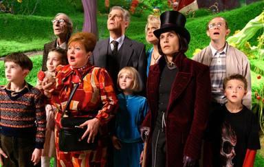 ¡Vuelve Charlie y la fábrica de chocolate!¿Quién será el nuevo Willy Wonka?