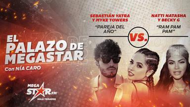 Sebastián Yatra y Myke Towers repiten en su segunda semana y les toca enfrentarse a un dúo explosivo