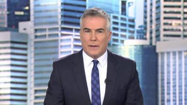 David Cantero, obligado a pedir disculpas tras sufrir un grave error en directo en Informativos Telecinco