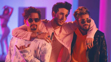"""""""3 de la mañana"""", el temazo que reúne a los amigos Mau y Ricky, Sebastián Yatra y Mora"""