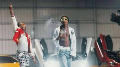 "El rapero Tyla Yaweh presenta ""All The Smoke"" junto con Gunna y Wiz Khalifa"