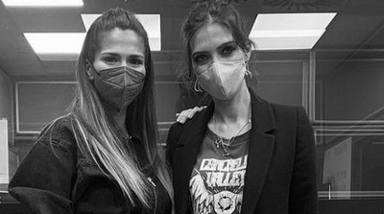 Sara Carbonero y Sara Sálamo