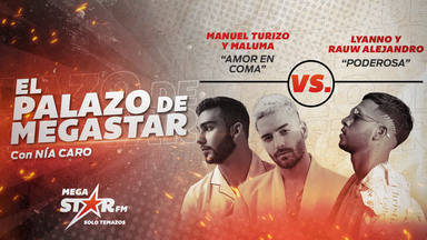 Los artistas colombianos repiten con 'Amor en Coma' en El Palazo de MegaStar y les espera una nueva batalla co
