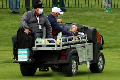 ¡Se desploma en el suelo! Tom Felton sufre aparatoso desmayo en un evento que preocupa a sus fans