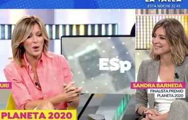 La relación secreta de Sandra Barneda y Susanna Griso que ha salido a la luz en Antena 3