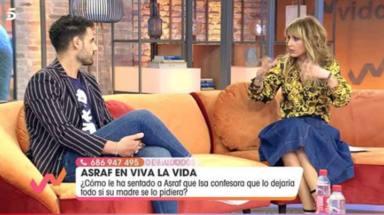 Asraf beno y Emma García