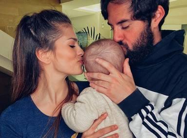 Sara Sálamo derrite a sus seguidores con las imágenes más tiernas de su bebé
