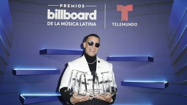 El siete de la suerte: Bad Bunny y Daddy Yankee triunfan en los Premios Billboard de la Música Latina 2020