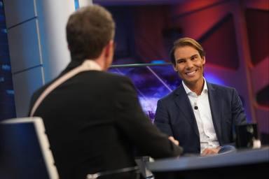 Pablo Motos sufre una avalancha de críticas tras su dura pregunta a Rafa Nadal en El Hormiguero