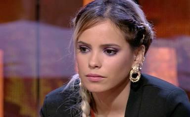 """Gloria Camila saca la cara por Rocío Flores y justifica su comportamiento: """"No hace falta que llore"""""""
