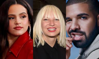Rosalía, Sia o Drake, entre los álbumes más esperados para este 2021