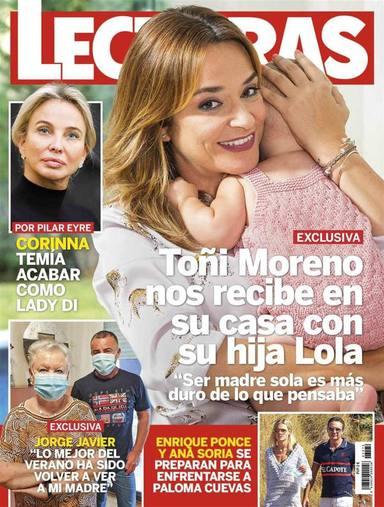 Toñi Moreno encuentra a su hija en el sitio menos pensado