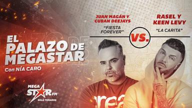 ¡Está imparable! Juan Magán repite en El Palazo de MegaStar y nos trae la juerga con 'Fiesta Forever'