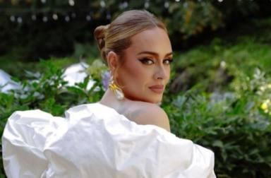 Adele se muestra exultante con noticias positivas en el amor: así es la nueva ilusión de la artista