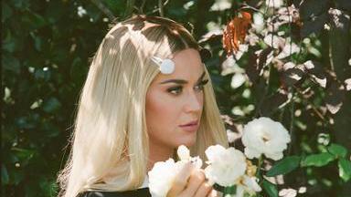 Katy Perry estrena disco en el momento más feliz de su vida