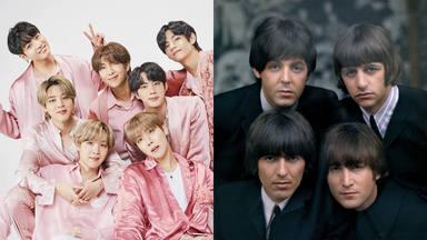 BTS y los Beatles tienen mucho en común, y lo afirma incluso Paul McCartney