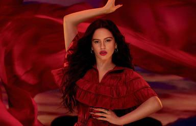 """""""Dolerme"""" de Rosalía, entre los temazos latinos destacados de 2020 por Billboard"""