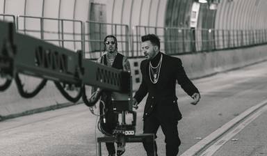 Luis Fonsi & Rauw Alejandro presenta su nuevo single Vacío
