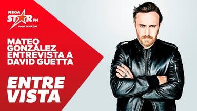 MegaStarFM - Entrevista con David Guetta