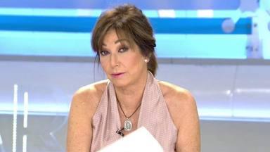 Ana Rosa Quintana toma una sorprendente decisión tras la lluvia de críticas en las redes sociales