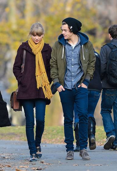 Harry Styles y Taylro Swift