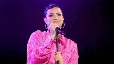 ¡Por fin! Demi Lovato lanza el primer single de su nuevo álbum y revela la lista completa de los temazos