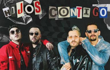 El dúo español Lérica y los hermanos Mau y Ricky, estrenan su nuevo temazo 'Hijos contigo'