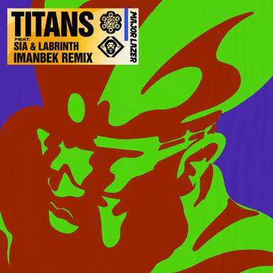 "Major Lazer presenta su remix ""Titans"" de Imanbek"