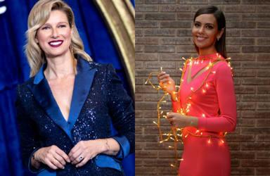 La indirecta cargada de ironía de Anne Igartiburu a Cristina Pedroche por su vestido en las campanadas