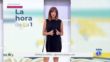 Mónica López sufre un duro golpe tras sustituir a Xabier Fortes al frente de las mañanas de La 1