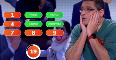 """Un concursante de 'Pasapalabra' revela el truco que utiliza su rival para ganarle: """"La teoría me la sé"""""""