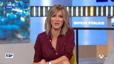 El inesperado comentario de Susanna Griso sobre 'El Hormiguero' a pocas horas de su entrevista en el programa