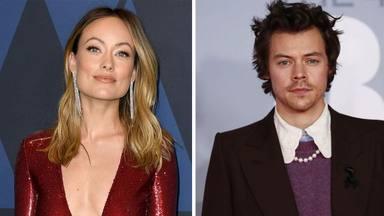 Olivia Wilde, una vez más, demuestra el amor que siente hacia Harry Styles durante su concierto en Las Vegas