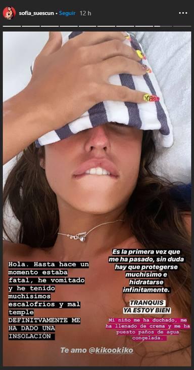 Sofía Suescun y Kiko Jiménez acaban en el hospital tras un gran susto en la playa