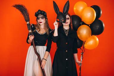 Los mejores disfraces low cost para este Halloween