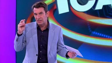 """Arturo Valls lleva a cabo uno de los desplantes más grandes de la historia de '¡Ahora Caigo!': """"No puedo más"""""""