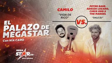Camilo noquea a todos sus adversarios en su primera semana como Palazo MegaStar