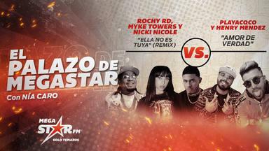 De Colombia y Puerto Rico para el mundo...¡Karol G, Anuel AA y J Balvin se convierten en El Palazo de MegaStar