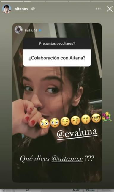 Evaluna y Aitana