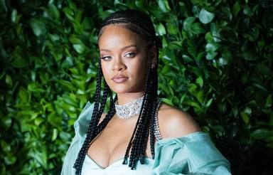 Rihanna pillada grabando un videoclip en Nueva York