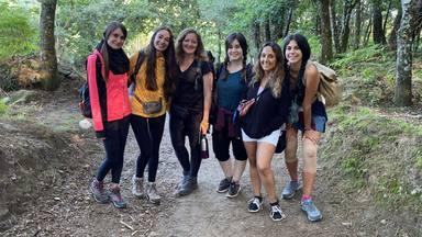 6 profesoras en el Camino de Santiago: las ganadoras de este jueves en el Megalfabeto