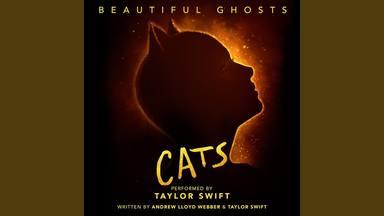 """""""Beautiful Ghost"""" es el nuevo temazo de Taylor Swift para la película Cats"""