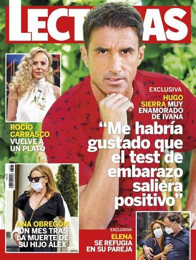 La inesperada confesión de Hugo Sierra sobre el test de embarazo de Ivana Icardi en Supervivientes