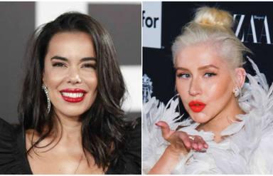 Sabemos los motivos por lo que Beatriz Luengo y Christina Aguilera han aparecido juntas en las redes