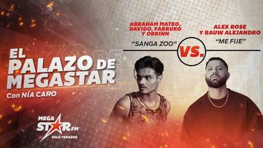 Abraham Mateo vuelve a noquear a sus rivales y se impone con su 'Sanga Zoo' como El Palazo de MegaStar