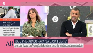 Las irónicas palabras de Ana Rosa Quintana sobre la guerra entre Kiko Rivera e Isabel Pantoja
